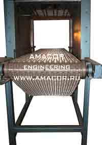 Термоупаковочный конвейер
