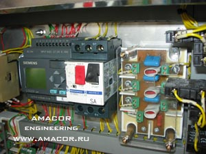 Контроллер PLC Siemens