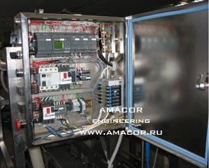 Контроллер потоков PLC Siemens