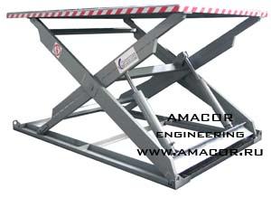 Гидравлический подъемный стол серия HT